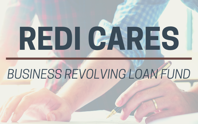 New regional business revolving loan fund available